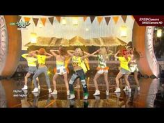 Girl's Generation- SNSD - I Got A Boy + Party + Lion Heart Live Complation
