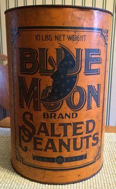 Blue Moon Salted Peanuts