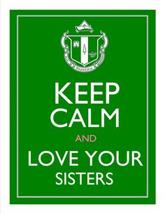 I saw a similar version of this on Pinterest and decided to make a Delta Zeta version.
