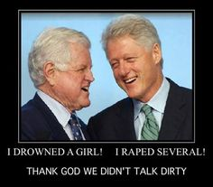 The Deplorables photo. ( and yet the MSM loved/loves this pair. Go figure...M.W. 10/16/16