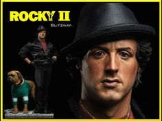 Rocky II Statue by Blitzway Unboxing with detailed Video & Pictures. Rocky Ii, Virtual Reality Videos, Rocky Balboa, Gif Pictures, Champs, Statue, Fictional Characters, Collection, Fantasy Characters