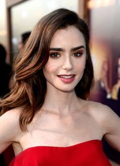 Actress Lily Collins arrives at the premiere of Amazon Studios' 'The Last Tycoon' at the Harmony Theatre on July 27 2017 in Los Angeles California