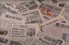 Argentine Newspapers