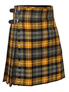 Allsafe Traders Men's 5 Yard Scottish Tartan Kilt, Highland Wedding Kilt Allsafe Traders Scottish Clans, Scottish Tartans, Scottish Clothing, Man Skirt, Tartan Kilt, Highland Games, Kilts, Jeans Pants, Scotland