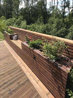 Rooftop Terrace Design, Garden Privacy, Hanging Canvas, Backyard, Patio, Artist Canvas, Dream Garden, Railroad Tracks, Gallery Wall