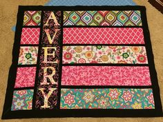 Baby Girl Quilts, Boy Quilts, Girls Quilts, Rag Quilt, Quilt Blocks, 24 Blocks, Quilt Baby, Amish Quilts, Baby Quilts Easy