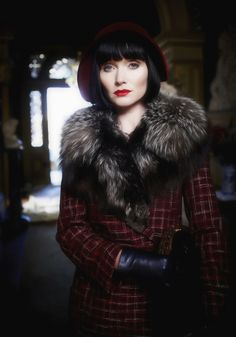 Miss Fisher's Murder Mysteries. Lovely show.