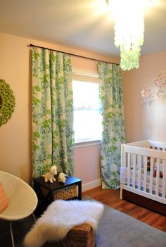 easy no-sew black-out curtains