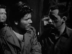 Billy Wilder. Stalag 17, 1953. Neville Brand, Suzanne Pleshette, Amazon U, Billy Wilder, Film Grab, Photography, Characters, Photograph, Fotografie