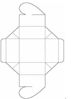Como hacer una caja de papel con forma de corazon | Todo Manualidades Origami Box, Origami Paper, Diy Paper, Paper Crafts, Paper Gift Box, Diy Gift Box, Diy Box, Paper Box Template, Cube Template