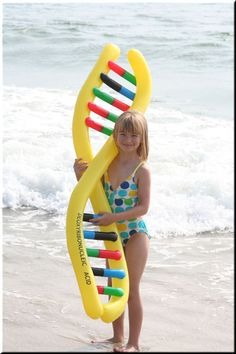 DNA Inflatable Beach Toy