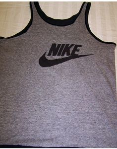 AJ 1 or 2 - Black colour range Reversible vest Grey Nike side Blue tag 1985 - 86