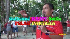 """Mantap.....!!! Happy Smile di Pulau Pantara  Bersenang - senang ..... Itulah kesan dan kesan dari masing - masing peserta yang telah menikmati pesona keindahan dari Pulau Pantara ini di padukan dengan kegiatan Outbound menambah keakraban peserta selama di Pulau ini ,   Mas...saya kalau pulang besok bisa nga ya..... """" Tanya beberapa dari peserta yg ada ke saya """"  Mau seru seperti mereka ...? dapatkan Promo 2018 Klik http://outboundjakarta.com/outbound-pulau-seribu"""