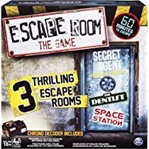 Check this out at Amazon Real Escape Room, Escape Space, Best Gifts For Couples, Couple Gifts, Mystery Board Games, Win Or Lose, Adult Games, Teen Games, Cheap Gifts