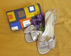 Wedding Accessories: Memories of a beautiful wedding! #Kate_Spade #Shoes #Handbag
