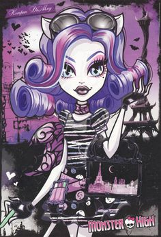 Catherine DeMew from Monster High by Airi