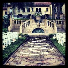 Beautiful place for a wedding.
