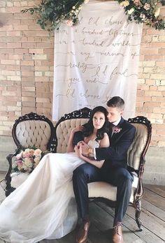 48 Most Pinned Wedding Backdrop Ideas 2020/2021 ❤ wedding backdrop ideas letter backdrop xolaurenpace #weddingforward #wedding #bride