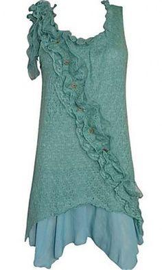 Pretty Angel Clothing Knit Tank Top