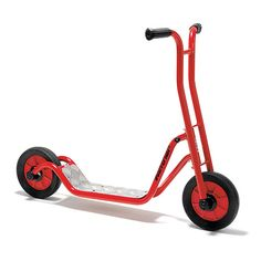 Winther Viking  Scooter - This premium heavy duty Winther Scooter will give you many years of service. Mastering a scooter gives children a tremendous sense of achievement and develops balancing skills.