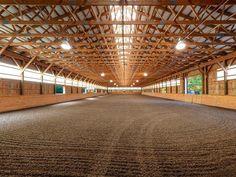 Upstate indoor arena