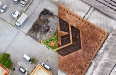 Joseph Ford  A frequent traveler, Ford created a photo series for Paris streetwear mag WAD and German style supplement Süddeutsche Zeitung Magazin that seamlessly unites his own gorgeous aerial photos with close-up shots of clothing.