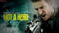 Veja o primeiro trailer gameplay de Not a Hero, DLC sequência de RES 7