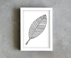 Hey, I found this really awesome Etsy listing at http://www.etsy.com/listing/126979434/leaf-pen-drawing-print-leaf-detail-art