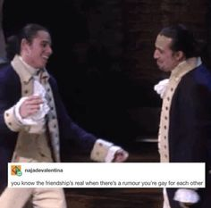 I know you don't know what Hamilton is, but the caption is so us. @youseylauren