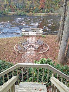 River Hideaway | Stressbuster Cabin Rentals | North Georgia cabin rentals in Ellijay & Blue Ridge, GA