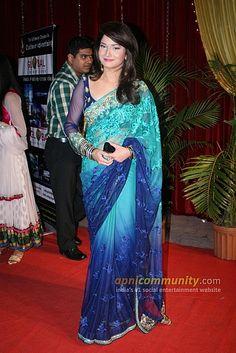 Ankita Lokhande - Indian Television Academy Awards ITA Awards 2011