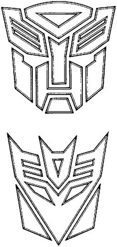 Transformers Stencil and is great to use for Rescue Bots