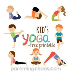 Sensory Benefits of Yoga for Kids                                                                                                                                                                                 More