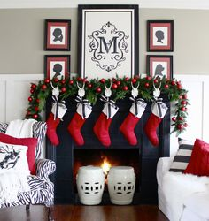 Christmas Home Tour 2014 #holidayhousewalk
