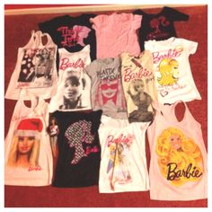 I've got to get my hands on all these shirts! Ahh!