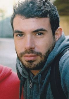 Tom cullen - from the movie 'weekend' , so cute it's a must see!