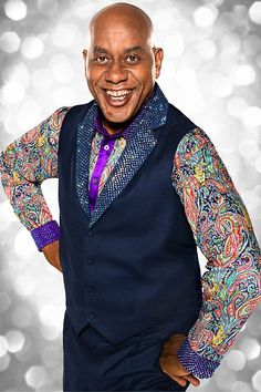 BBC One - Strictly Come Dancing - Ainsley Harriott