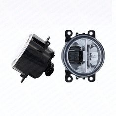 41.21$  Watch now - http://ali9mt.shopchina.info/go.php?t=32802104833 - 2pcs Car Styling Round Front Bumper LED Fog Lights DRL Daytime Running Driving fog lamps  For FORD AUSTRALIA FALCON Platform  41.21$ #aliexpresschina