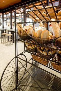 Mercado San Miguel - Madrid #madrid #mercadosanmiguel #culinária