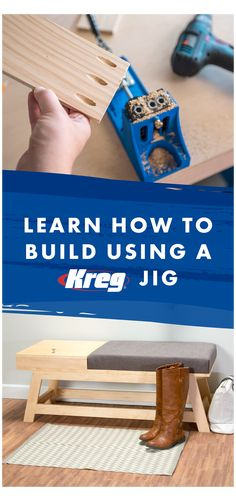 Kreg Jig Projects, Cool Woodworking Projects, Woodworking Workshop, Woodworking Classes, Woodworking Furniture, Diy Wood Projects, Teds Woodworking, Wood Crafts, Custom Woodworking