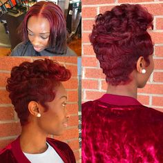 Before After #cutIt #thechoppedmobb #voiceofhair #thecutlife #sheekwe #kisscolors