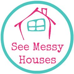 Four kids = a messy house. Click here for the full VIDEO tour! Moms - can you relate?