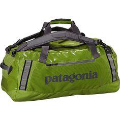 #AllPurposeDuffels, #Duffels, #Patagonia - Patagonia Black Hole Duffel 60L Peppergrass Green - Patagonia All Purpose Duffels
