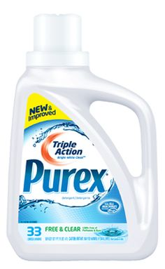 Purex Laundry Detergent-Awesome detergent at an affordable price!