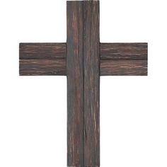 Rustic Wooden Crosses | Wood Wall Cross - Medium Planks [WWC-504] - $36.99 : Find Christian ...