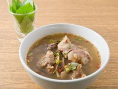 This Asian-inspired beef soup will definitely change your the way you eat soups. With it's great flavors you won't be able to tell that this soup is actually good for you! Try this one out for dinner tonight.