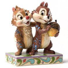 Figurine Tic et Tac - Nutty Buddies