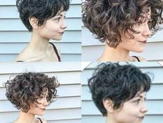 Gorgeous Short Curly Hair Ideas You Must See