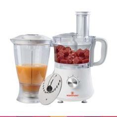 Buy Westpoint - Chopper Blender - White at Best Price in Pakistan Smart Kitchen, Easy Cooking, Healthy Cooking, Vegetable Chopper, Best Juicer, Food Chopper, Steamer, Kitchen Gadgets, Pakistan