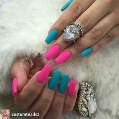 @IIIannaIII Flare Acrylic Nails, Beauty